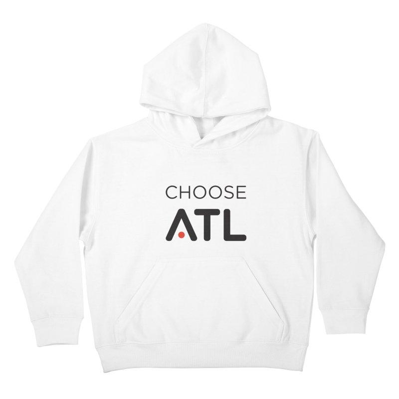 Choose ATL Kids Pullover Hoody by