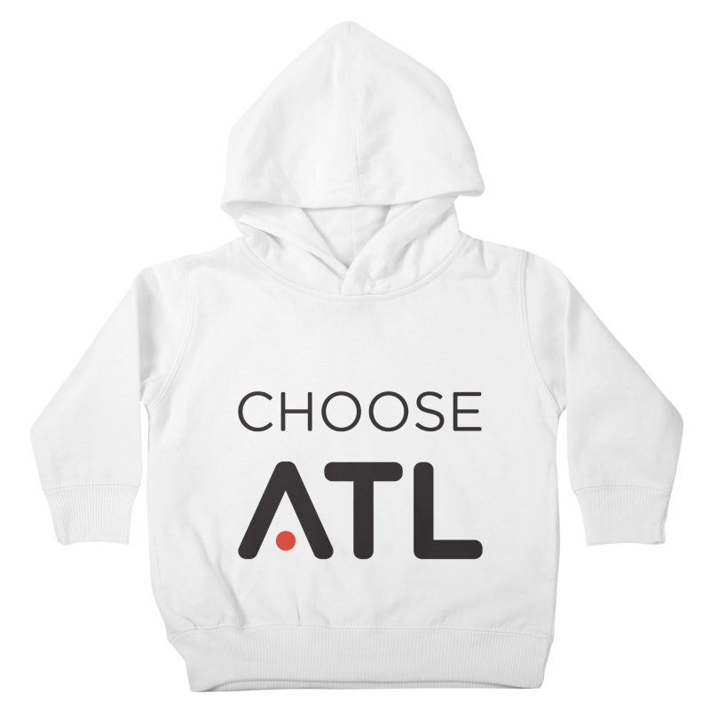 Choose ATL Kids Toddler Pullover Hoody by
