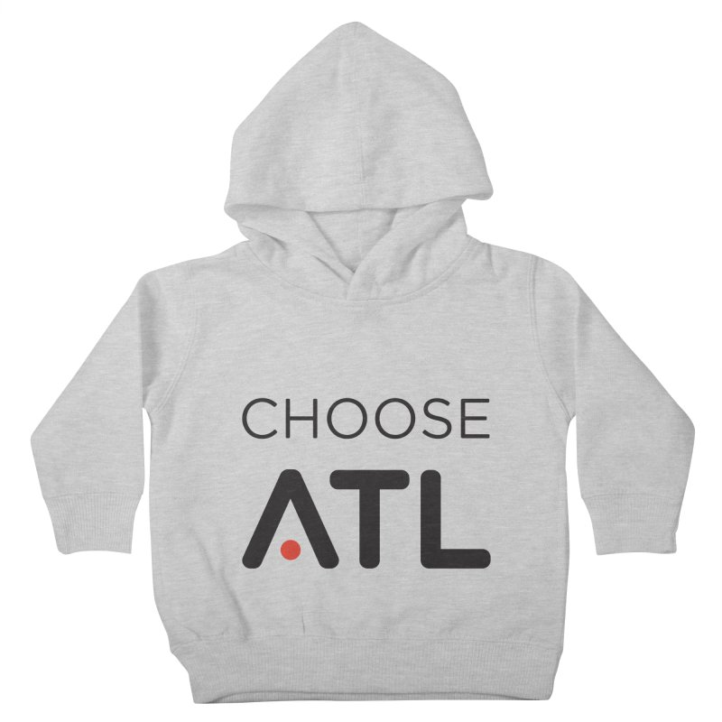 Choose ATL Kids Toddler Pullover Hoody by