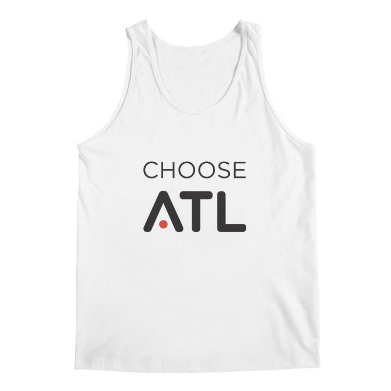Choose ATL Men's Regular Tank by