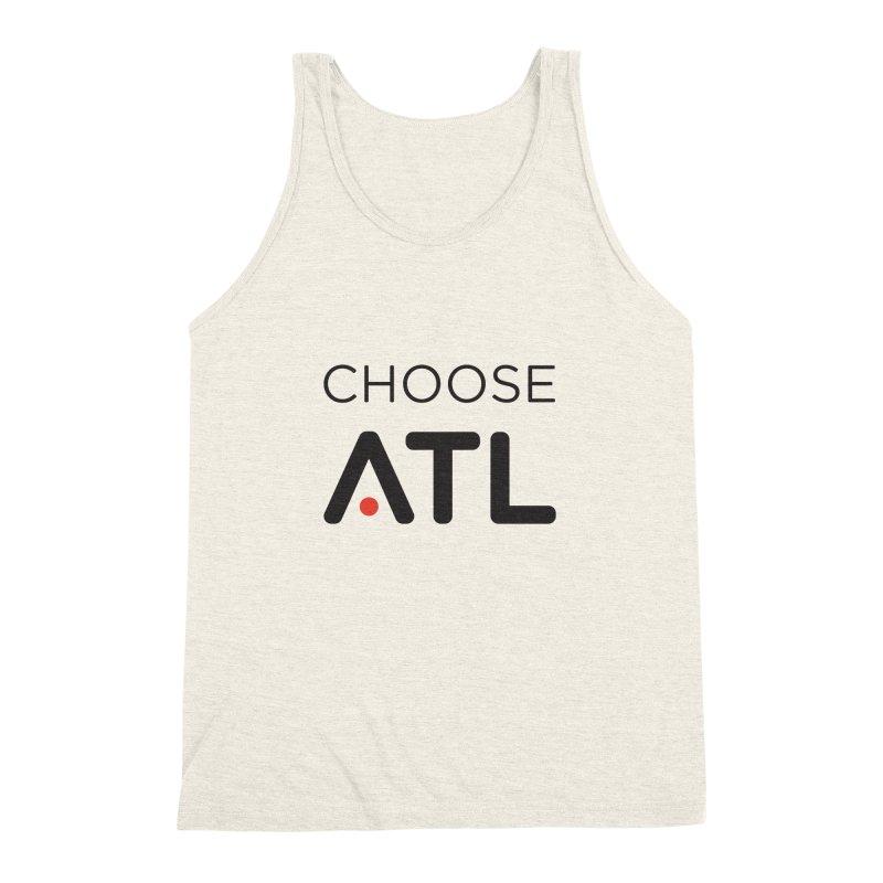 Choose ATL Men's Triblend Tank by