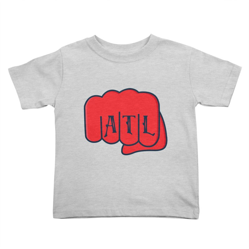 ATL Fist Kids Toddler T-Shirt by