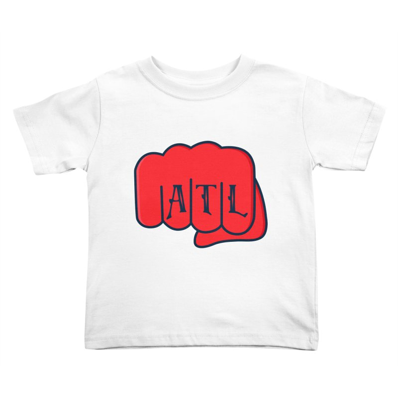 ATL Fist Kids Toddler T-Shirt by