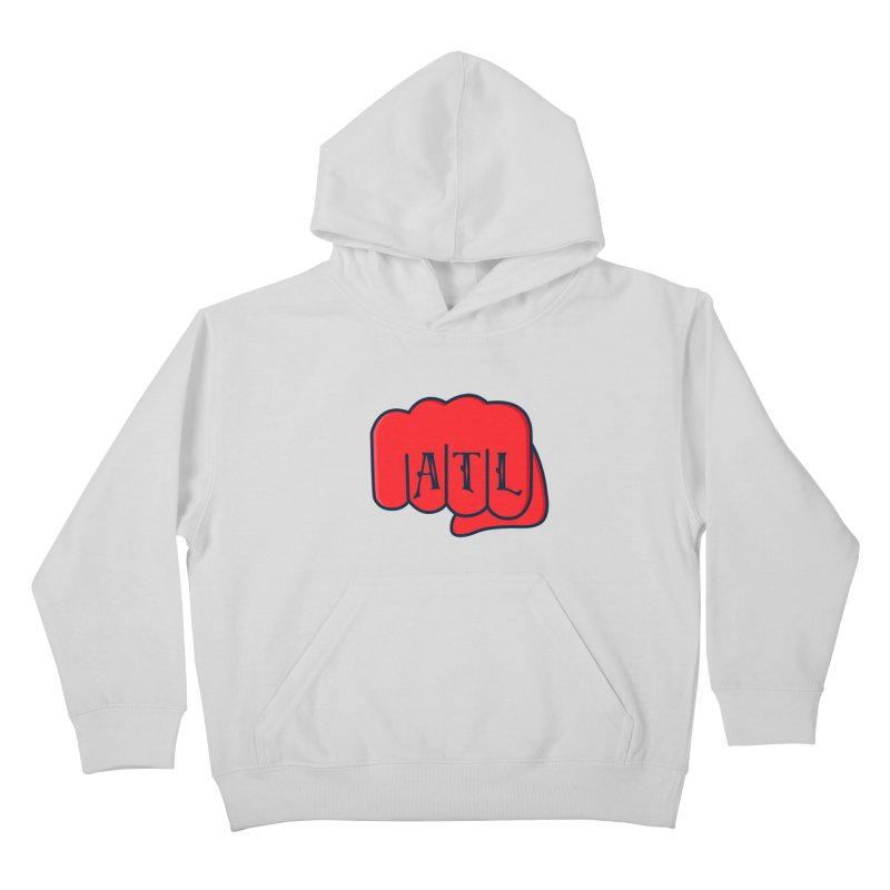 ATL Fist Kids Pullover Hoody by