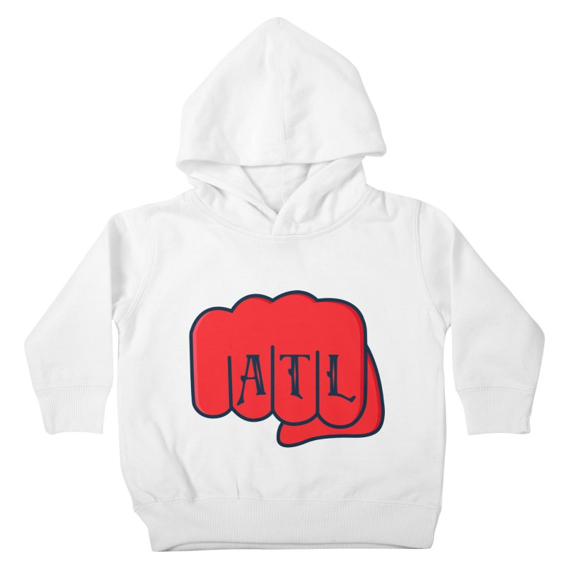 ATL Fist Kids Toddler Pullover Hoody by