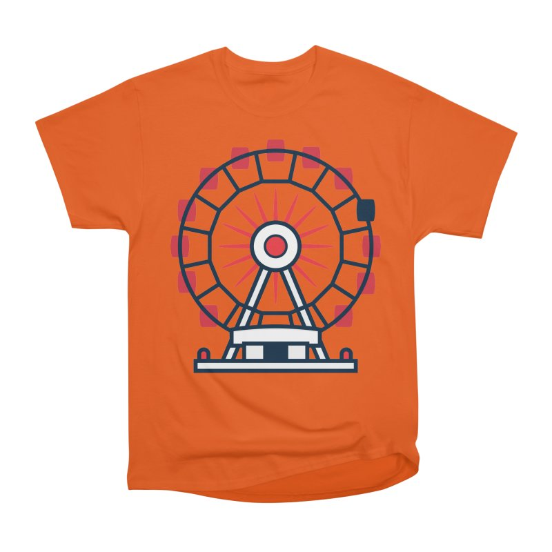 Atlanta Ferris Wheel Women's T-Shirt by