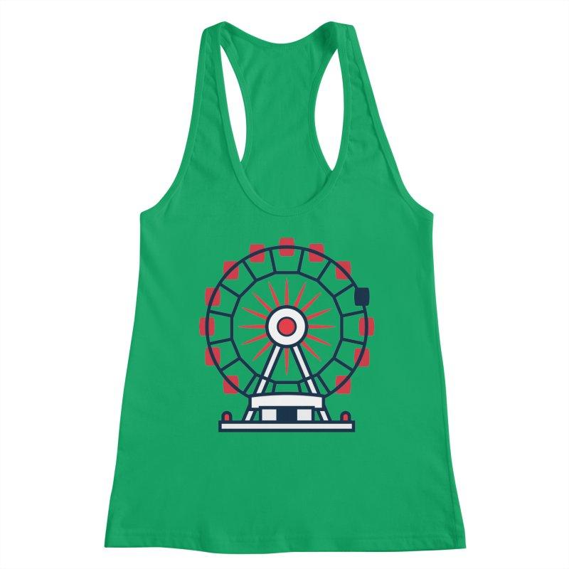 Atlanta Ferris Wheel Women's Tank by