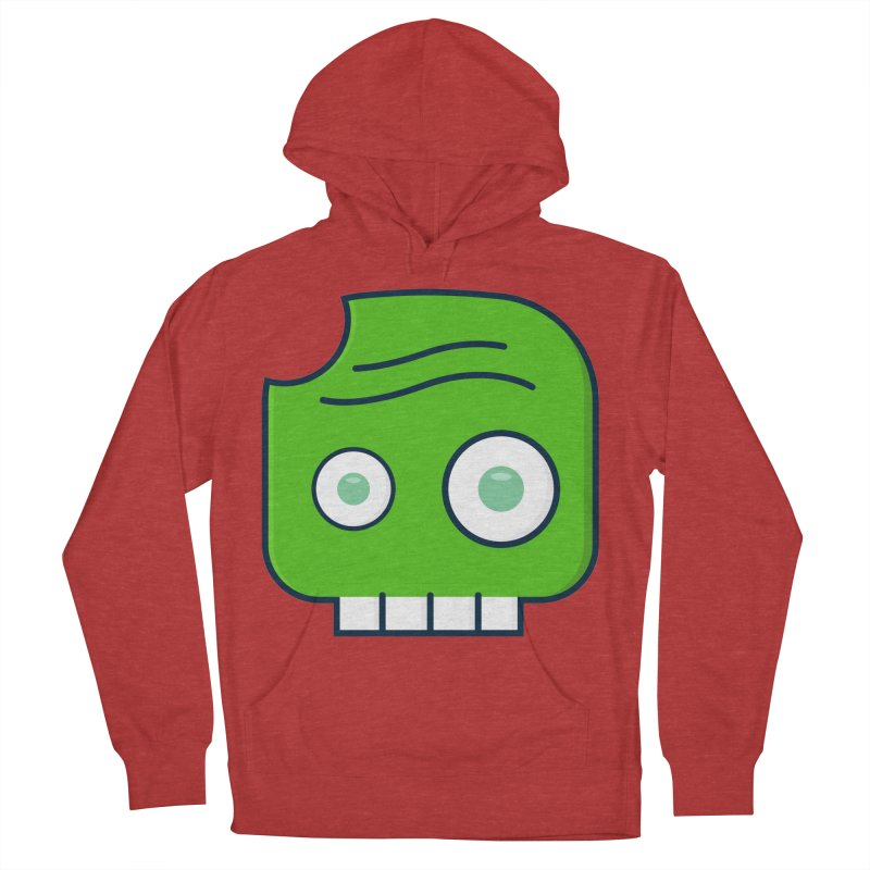 Atlanta Zombie Women's French Terry Pullover Hoody by