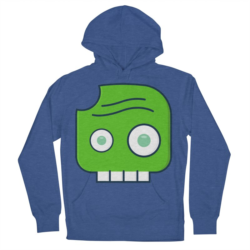 Atlanta Zombie Men's French Terry Pullover Hoody by