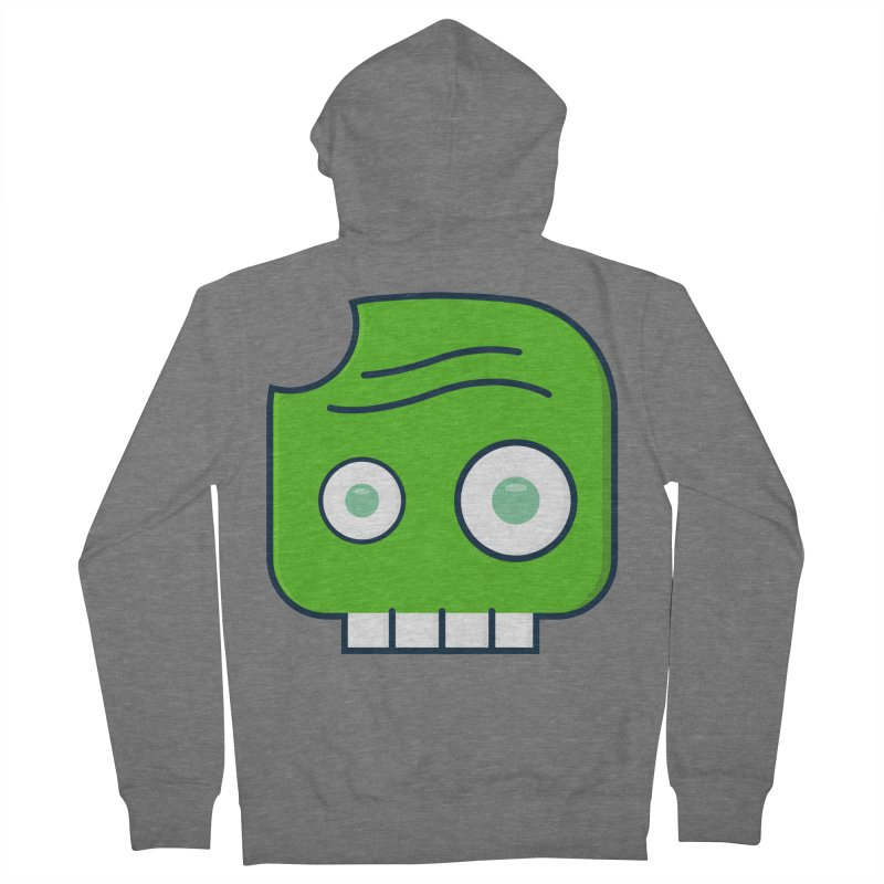 Atlanta Zombie Women's French Terry Zip-Up Hoody by