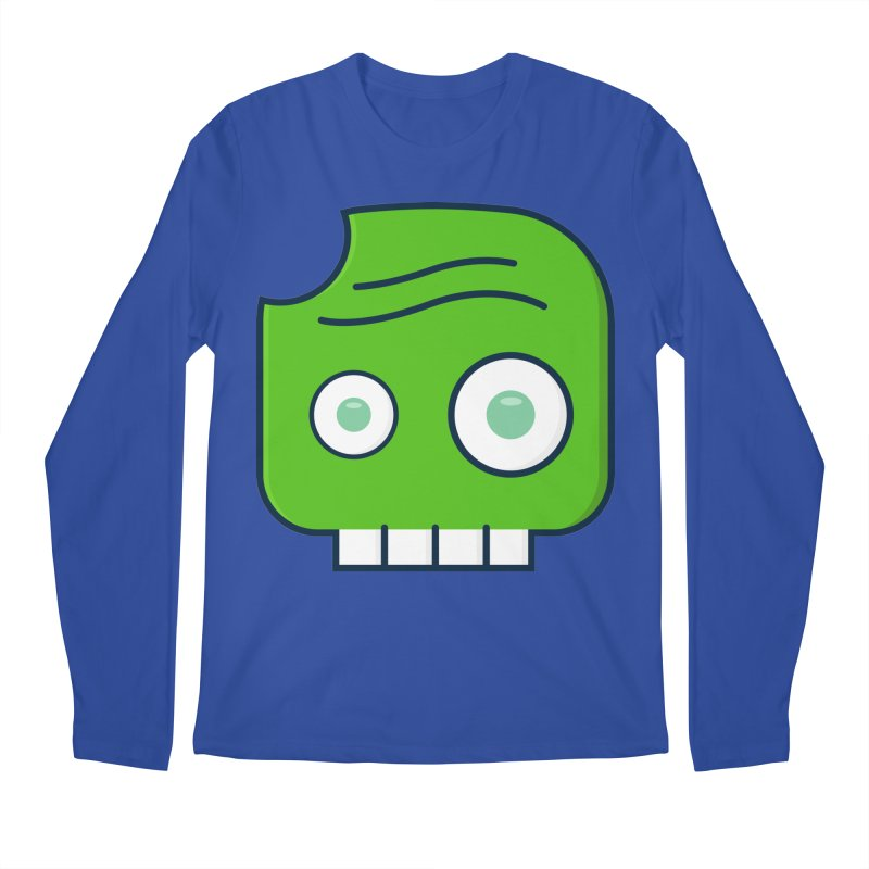Atlanta Zombie Men's Regular Longsleeve T-Shirt by