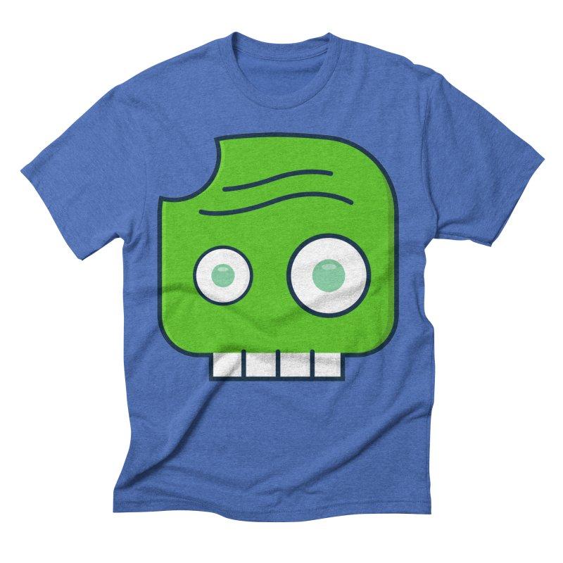 Atlanta Zombie Men's Triblend T-Shirt by