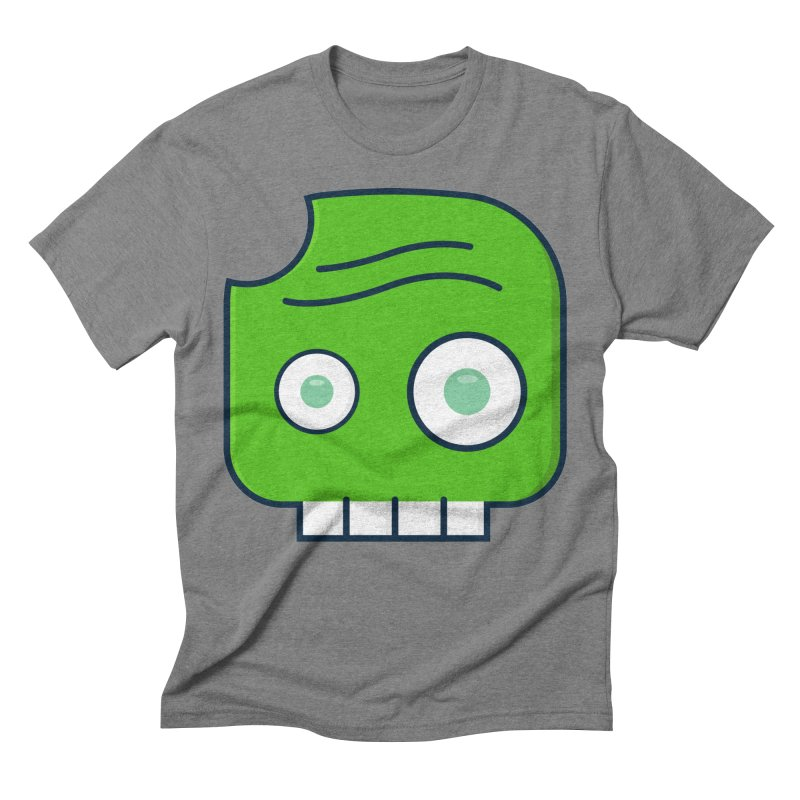 Atlanta Zombie Men's Triblend T-Shirt by