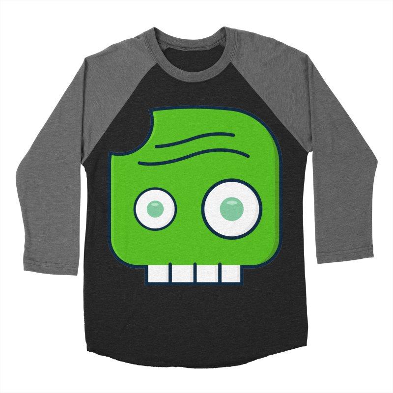Atlanta Zombie Men's Baseball Triblend Longsleeve T-Shirt by