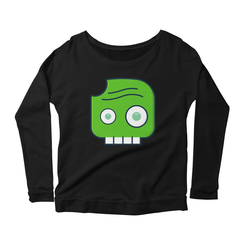 Atlanta Zombie Women's Scoop Neck Longsleeve T-Shirt by
