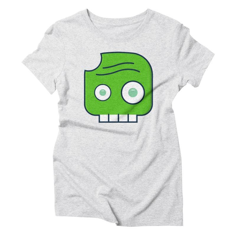 Atlanta Zombie Women's Triblend T-Shirt by