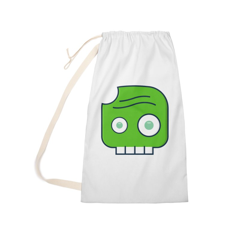 Atlanta Zombie Accessories Laundry Bag Bag by
