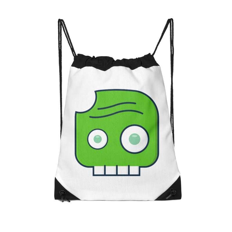 Atlanta Zombie Accessories Drawstring Bag Bag by