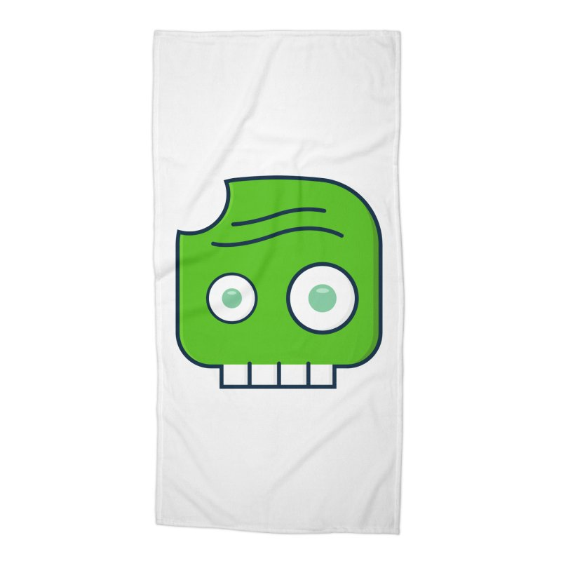 Atlanta Zombie Accessories Beach Towel by