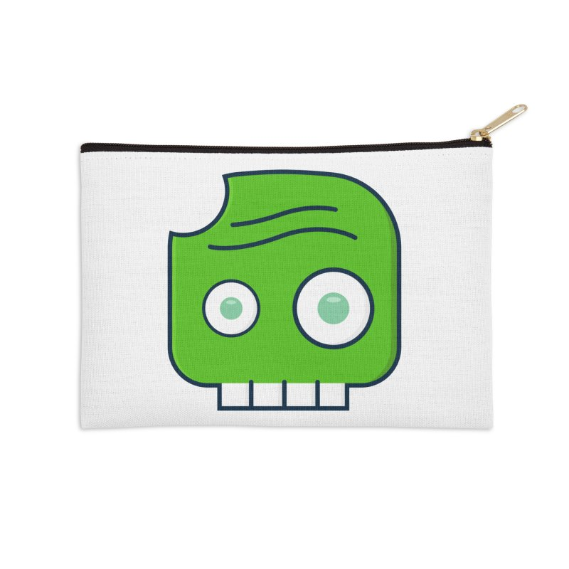 Atlanta Zombie Accessories Zip Pouch by