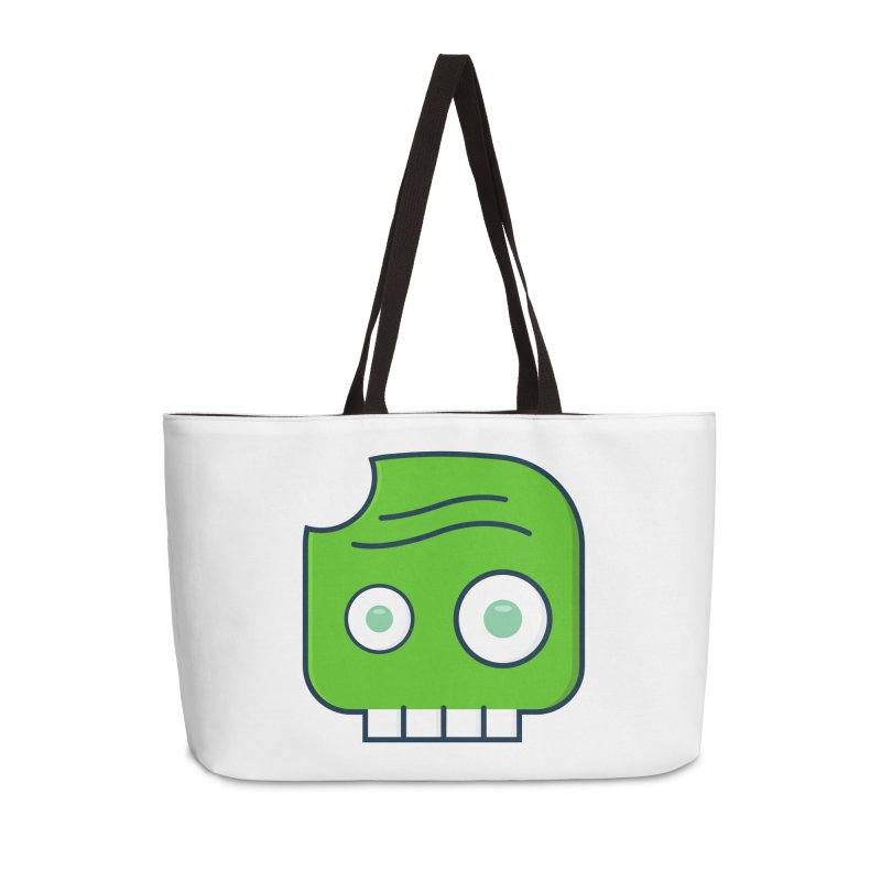 Atlanta Zombie Accessories Weekender Bag Bag by