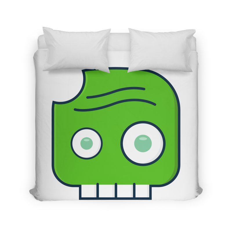 Atlanta Zombie Home Duvet by