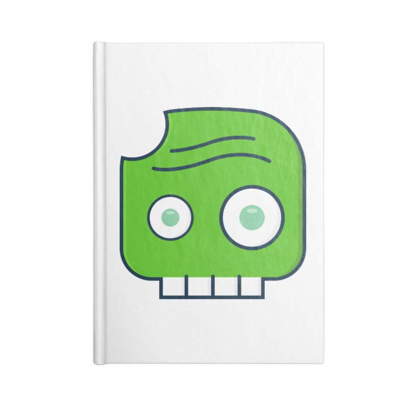Atlanta Zombie Accessories Blank Journal Notebook by