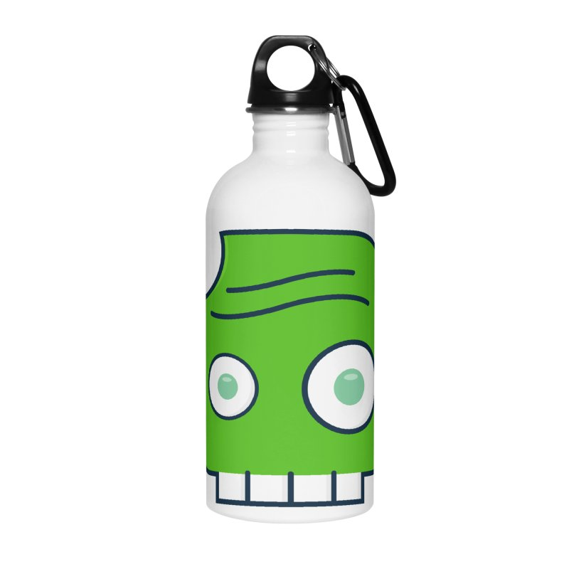 Atlanta Zombie Accessories Water Bottle by