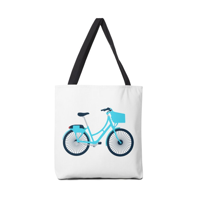 Bike Accessories Tote Bag Bag by