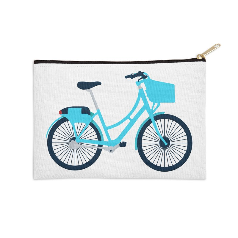 Bike Accessories Zip Pouch by
