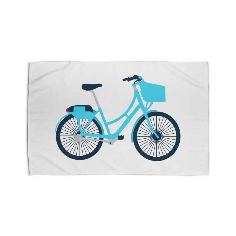 Bike Home Rug by
