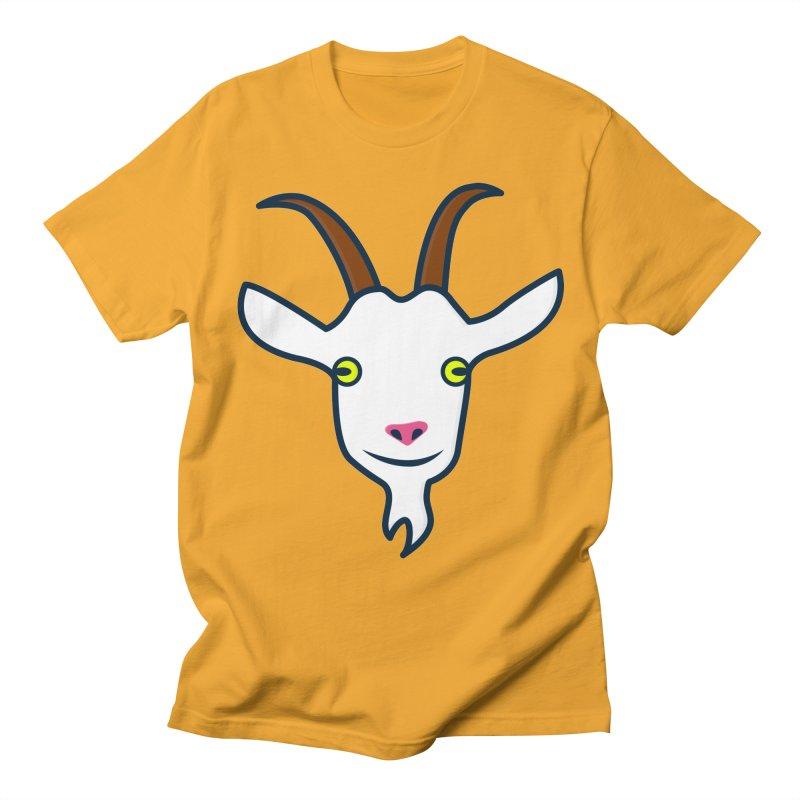 Goat Men's T-Shirt by