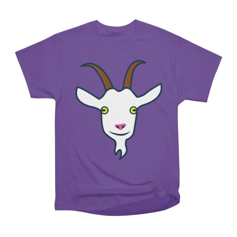 Goat Women's Heavyweight Unisex T-Shirt by