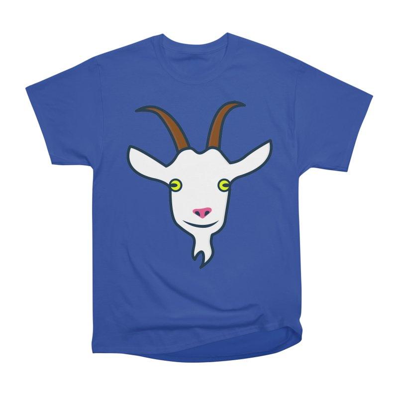 Goat Men's Heavyweight T-Shirt by