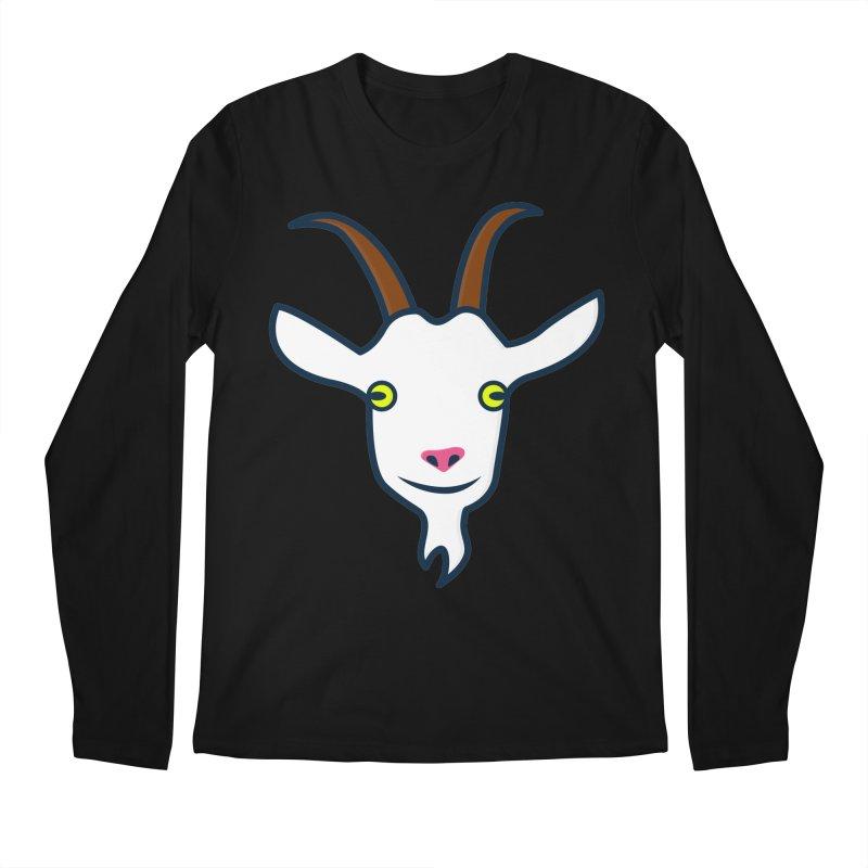 Goat Men's Regular Longsleeve T-Shirt by