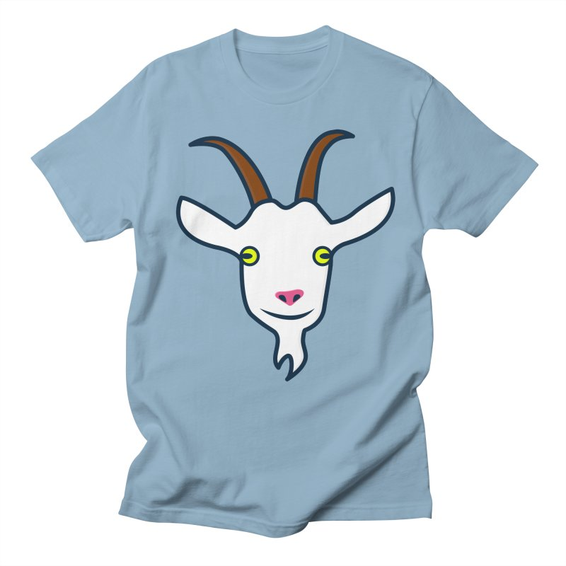 Goat Men's Regular T-Shirt by