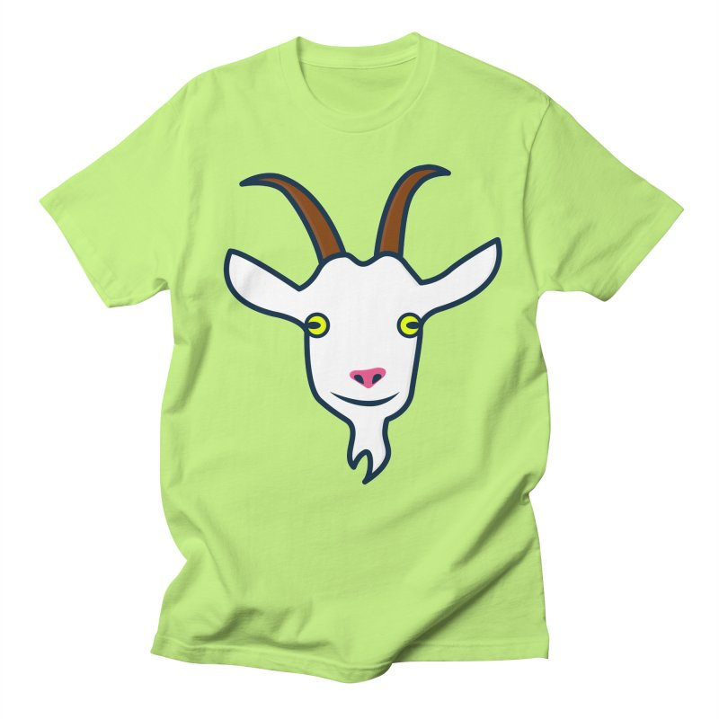 Goat Women's Regular Unisex T-Shirt by