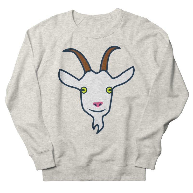 Goat Women's French Terry Sweatshirt by