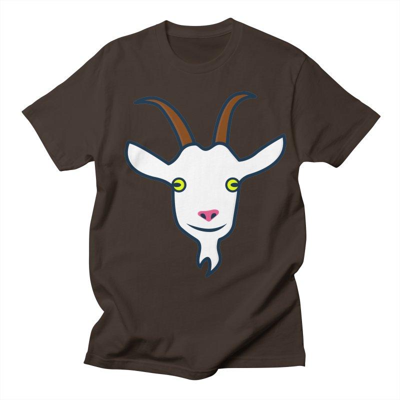 Goat Men's Regular T-Shirt by