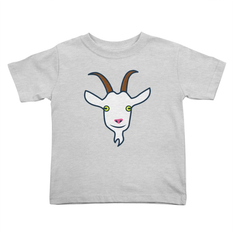 Goat Kids Toddler T-Shirt by