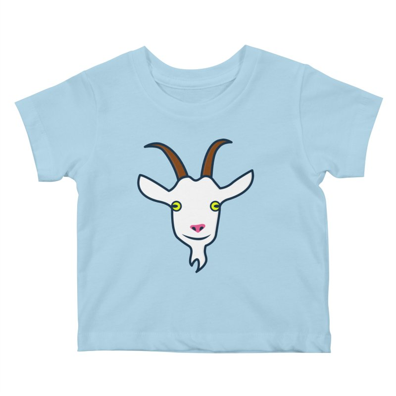 Goat Kids Baby T-Shirt by