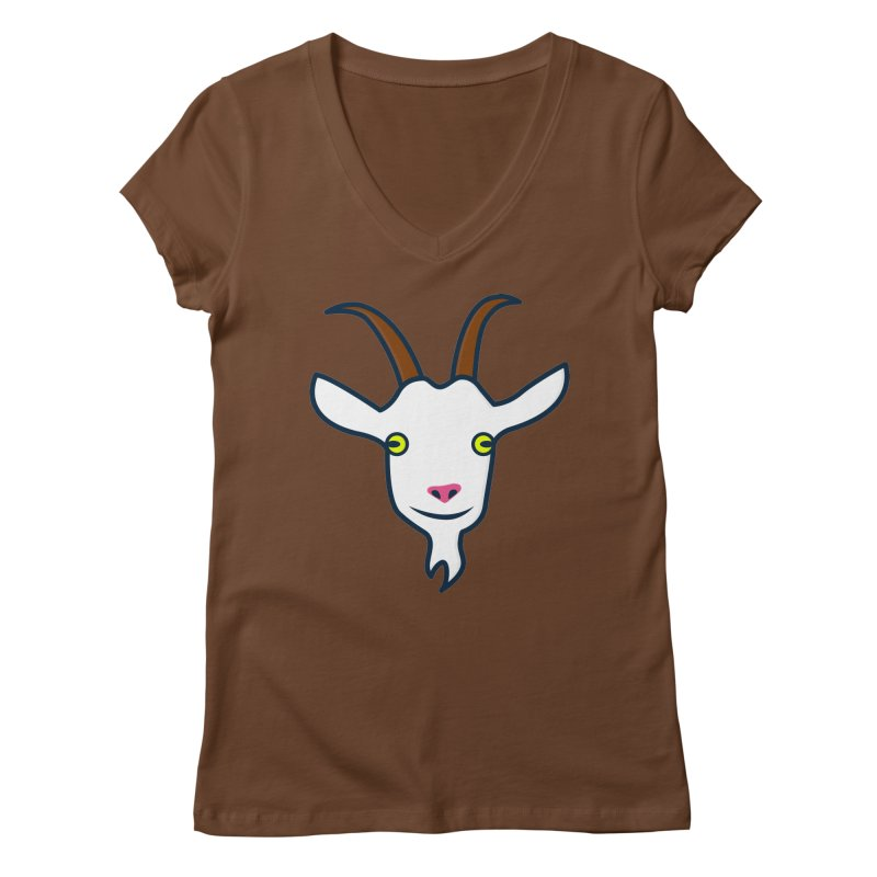 Goat Women's V-Neck by