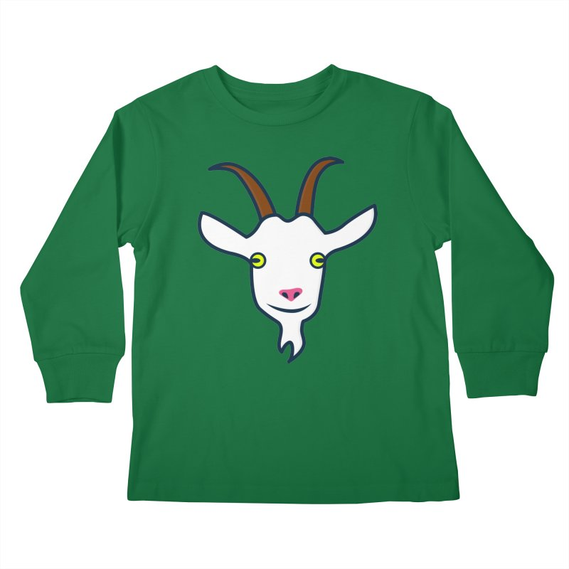 Goat Kids Longsleeve T-Shirt by