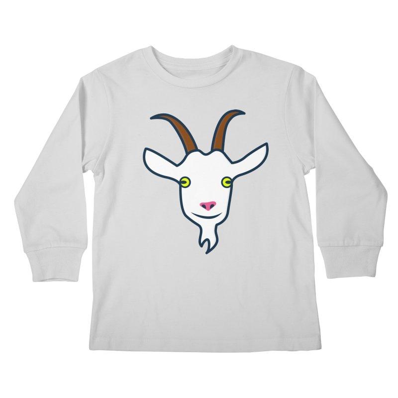 Goat Kids Longsleeve T-Shirt by