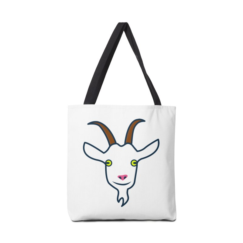 Goat Accessories Tote Bag Bag by