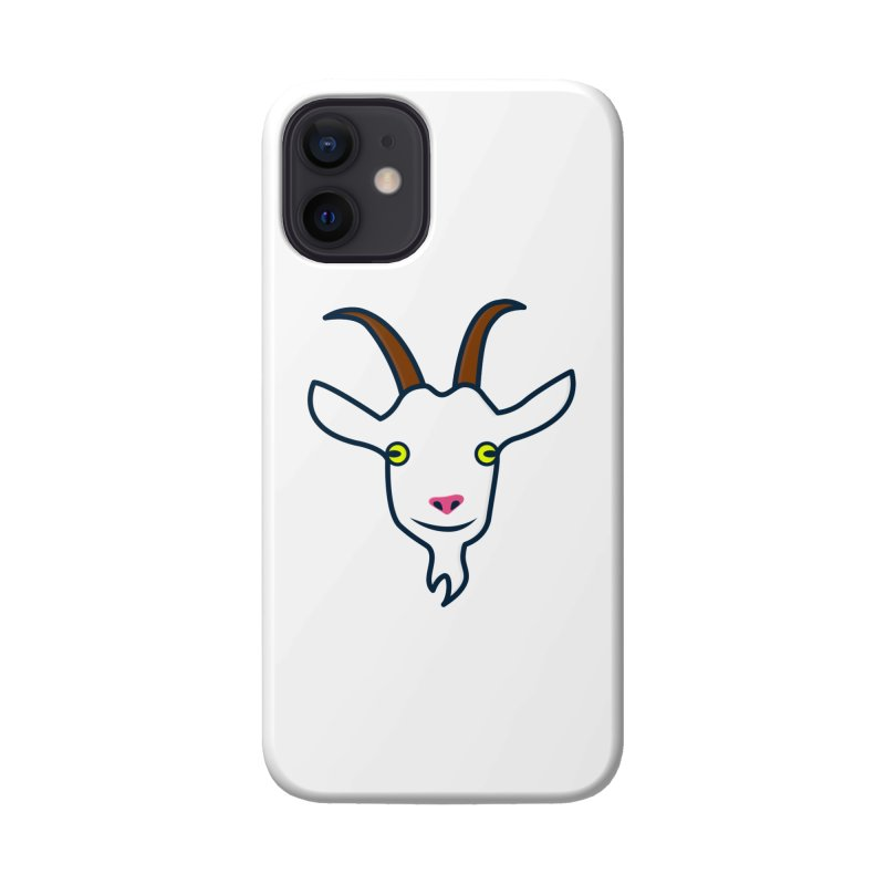 Goat Accessories Phone Case by