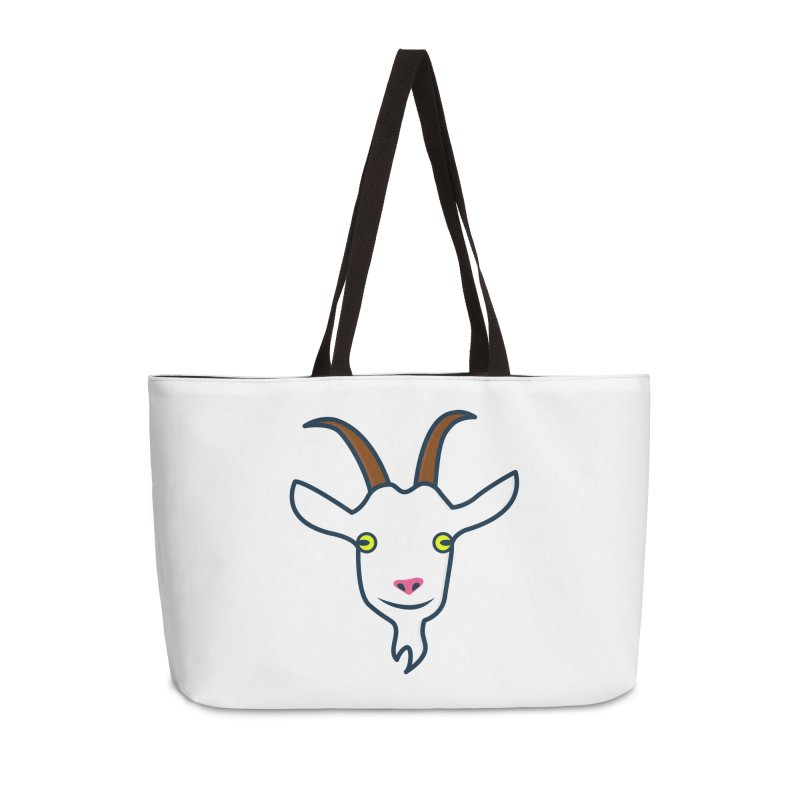 Goat Accessories Weekender Bag Bag by