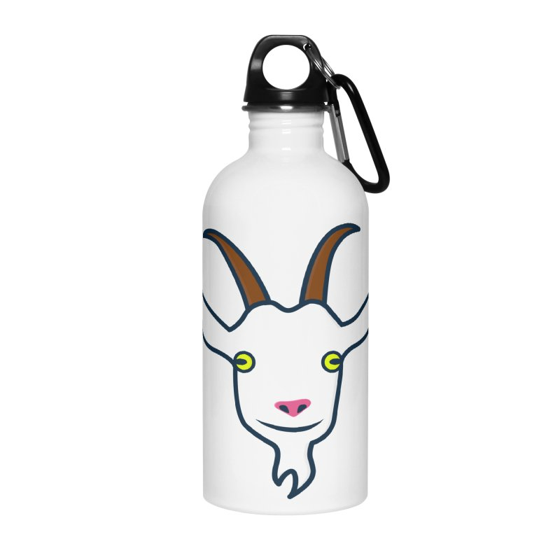 Goat Accessories Water Bottle by