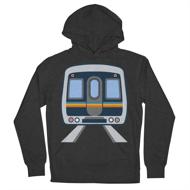 Marta Men's French Terry Pullover Hoody by