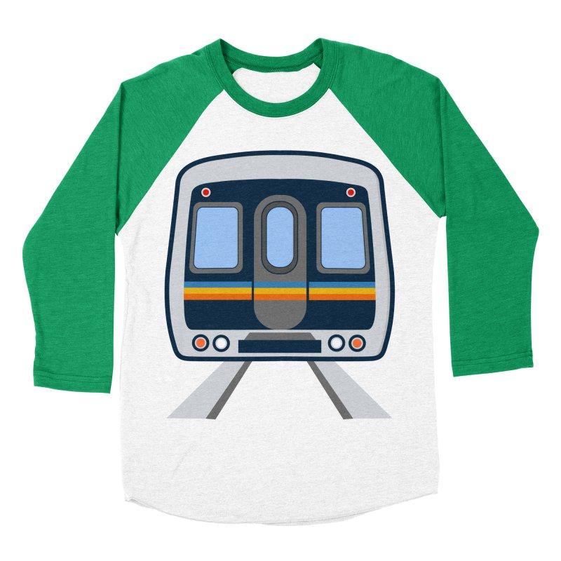 Marta Men's Baseball Triblend Longsleeve T-Shirt by